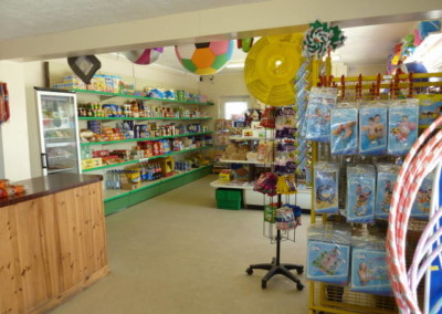 Morfa Lodge Shop