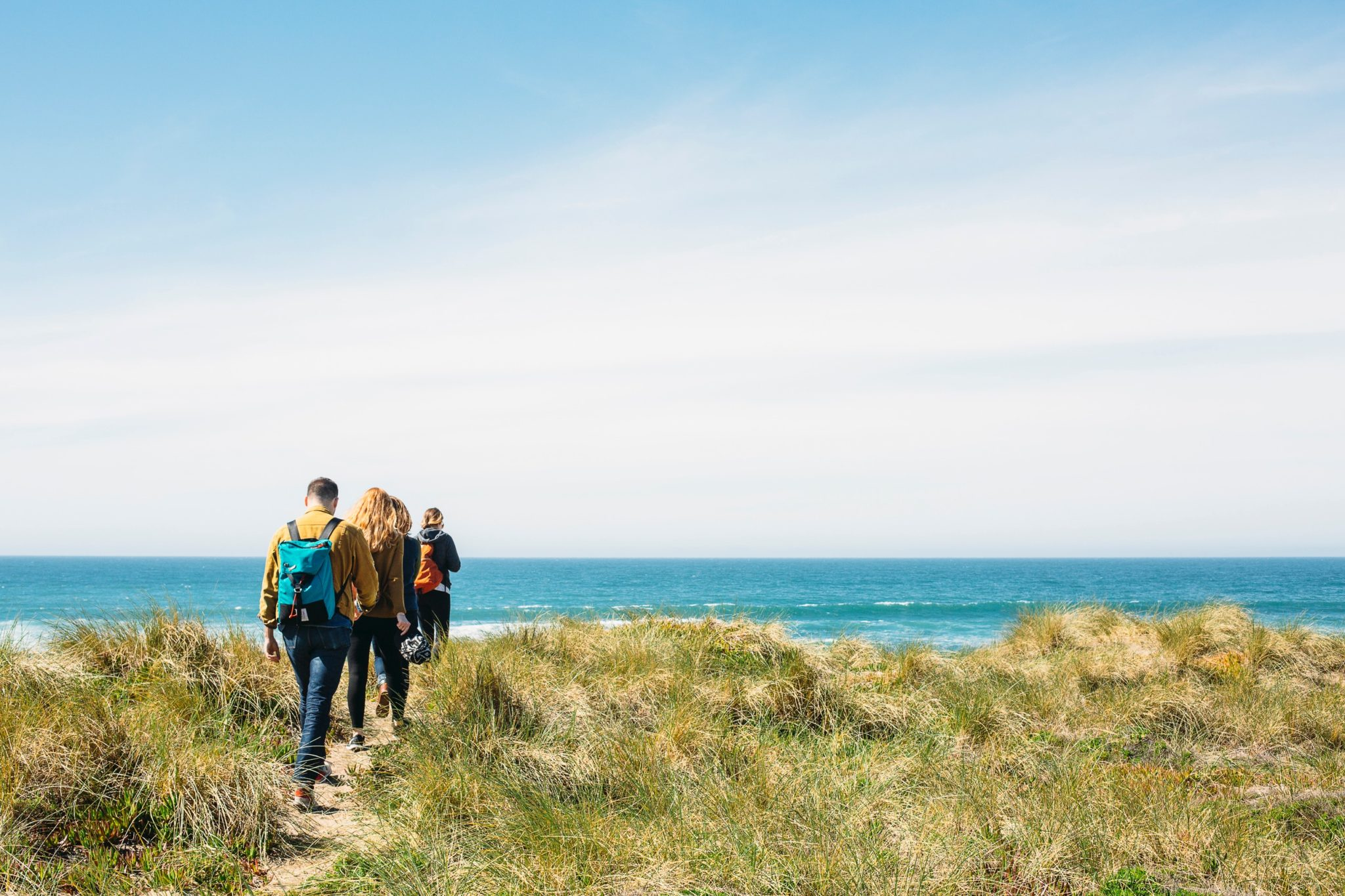 Great Walks from Morfa Lodge Holiday Park & Dinas Dinlle