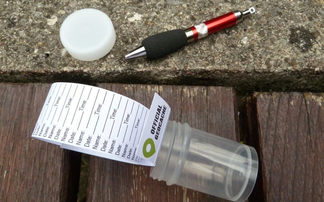 Try Geocaching this Summer